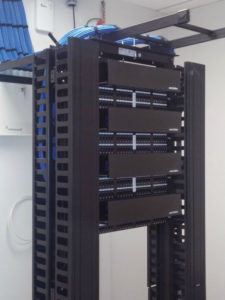 structured cabling security and telecommunications contractor in rh datacomsecurity com Messy Wiring Closet Closet Doors